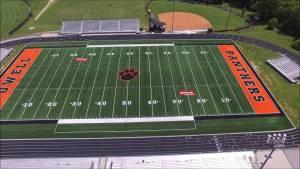 Powell Football field