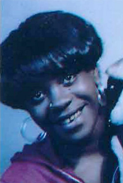 Headshot image of Ms. Brown