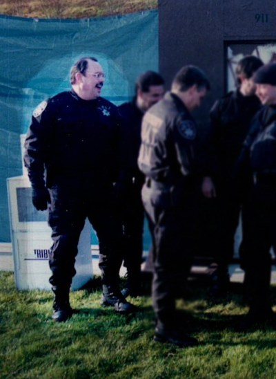 Highligh of James McCulley at SWAT training