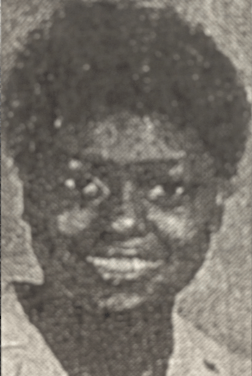Headshot image of Ms. Moore