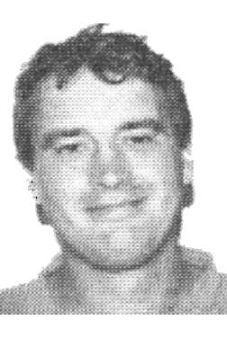 Black and white headshot image of Mr. Adams