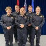 New COTA graduates posing for picture