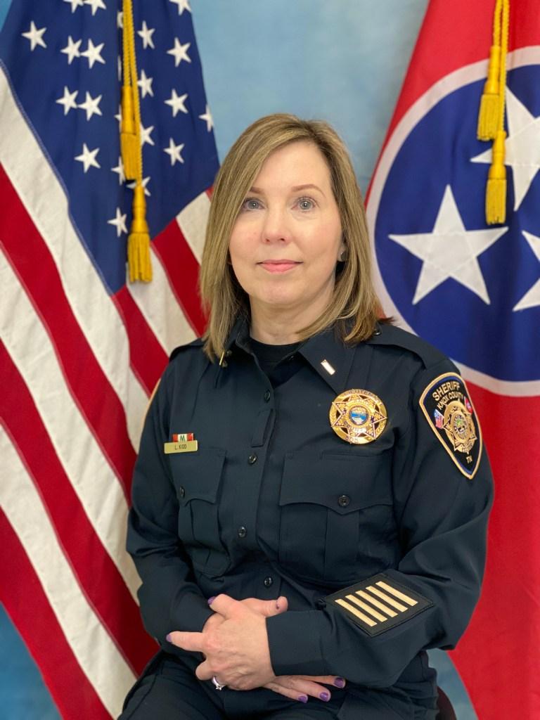 Lieutenant Lisa Kidd