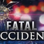"""KCSO Badge with lights and """"Fatal Accident"""""""