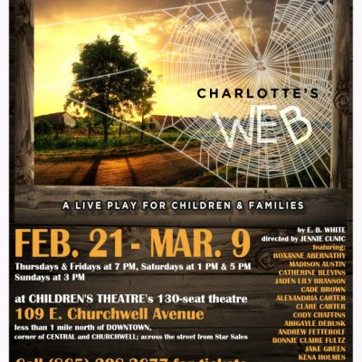 Charlotte's Web - Knoxville Childrens Theatre