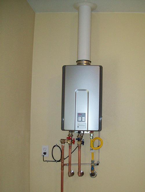 Bearden Tankless Hot Water Heaters  Tankless Heater