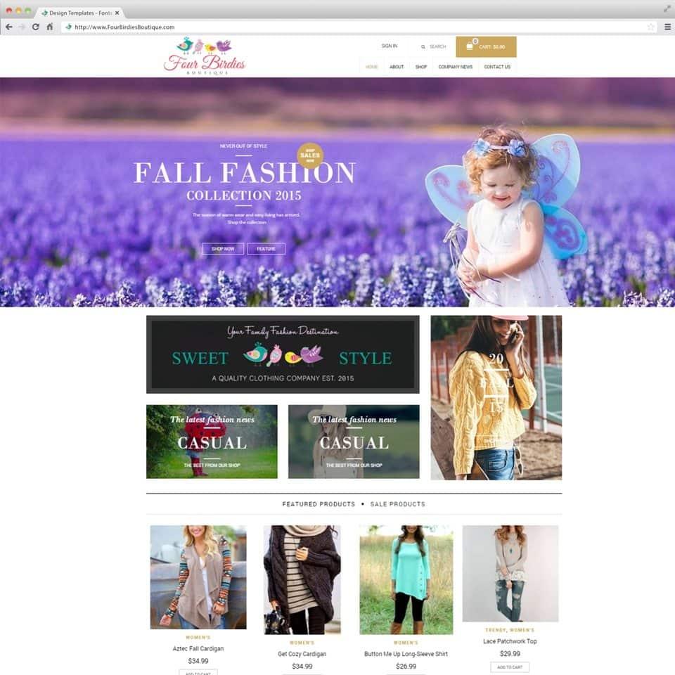 website design in Knoxville