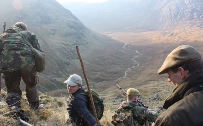 Experience truly Wild Stalking with us