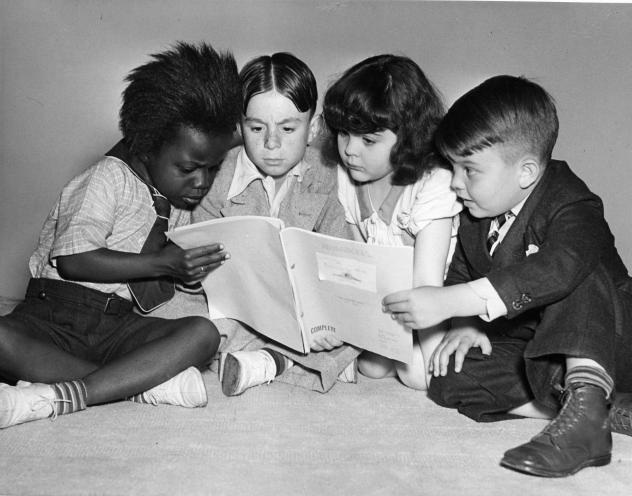The Little Rascals Revisited