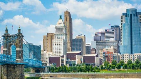 Cincinnati, Ohio city image
