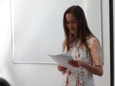 Przemówienie Prezes Magdaleny Rybskiej