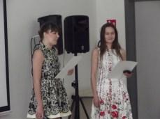 Panie Prezes, od lewej: Karolina Joka (Sekcja Śródziemnorska) oraz Magdalena Rybska
