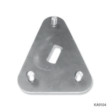 SPARE TIRE SIDE MOUNTS | KA9104