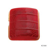 1951-'52 Chevrolet Passenger Car Tail Light Lens │ KC1050