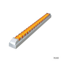 "20"" SPYDER LED LIGHT BAR WITH CHROME BEZEL | 76300"