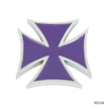 IRON CROSS ACCENTS WITH STICKER | 90234