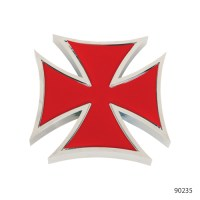 IRON CROSS ACCENTS WITH STICKER | 90235