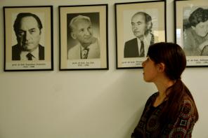 Portrety na korytarzu <3 <3 <3