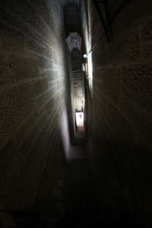 Das Licht am Ende des Tunnels