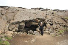 Die nächste Etappe führt uns heute zur Höhle Grjótagjá.