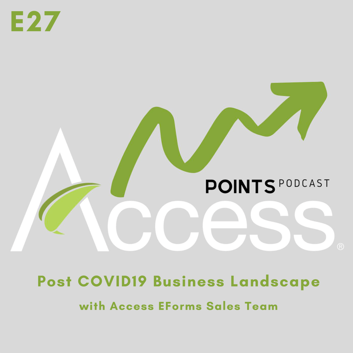 Access Points Podcast: Episode 27 – Post COVID19 Business Landscape