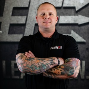 JP Dinnell, Navy Seal & Leadership Instructor at Echelon Front