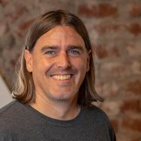 James Van Prooyen, Program Lead at Bunker Labs