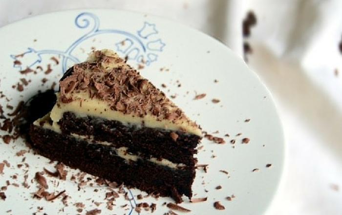 Einfacher Mokka Kuchen