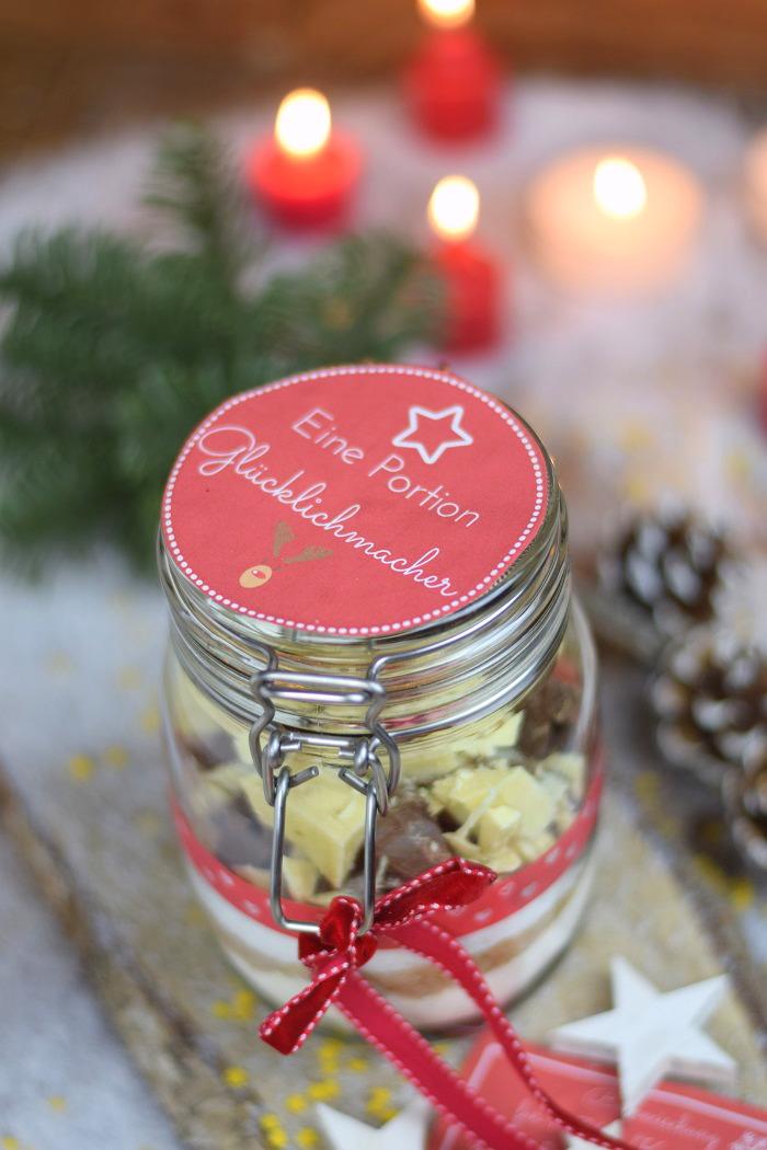 Knusprige Cookies Backmischung mit Schokolade Limette oder Erdnuss (5)
