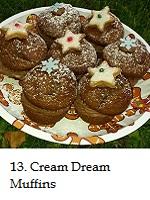 13 Cream Dream Muffins von Nicole