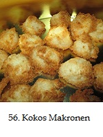 56 Kokos Makronen von Sigi