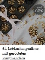 61Lebkuchenpralinen mit gerösteten Zimtmandeln von Linda