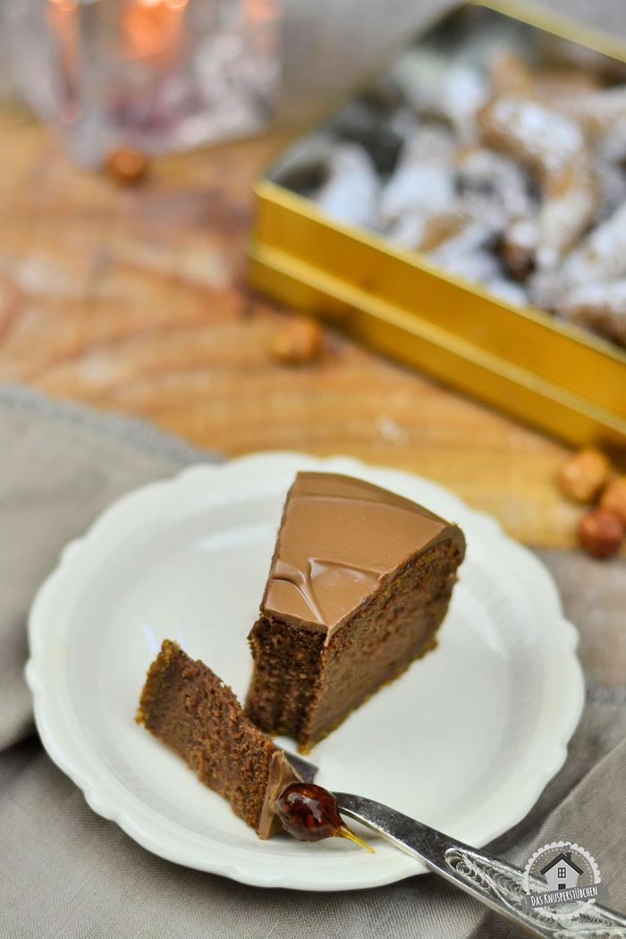 Nougat Cheesecake 16