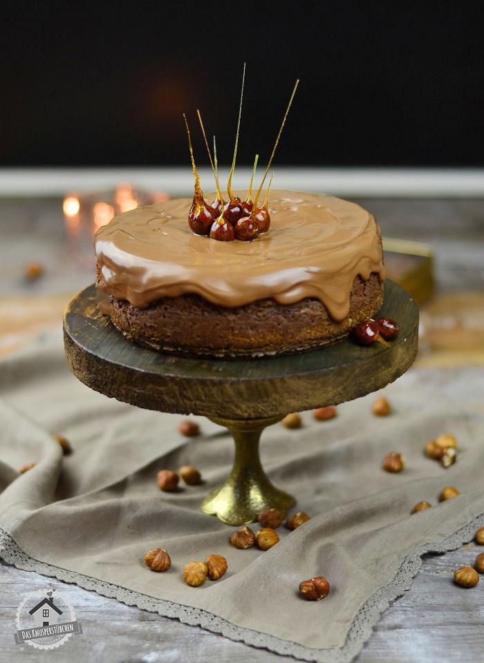 Nougat Cheesecake 6