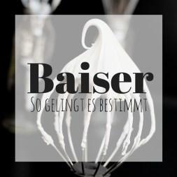 Baiser & Meringue