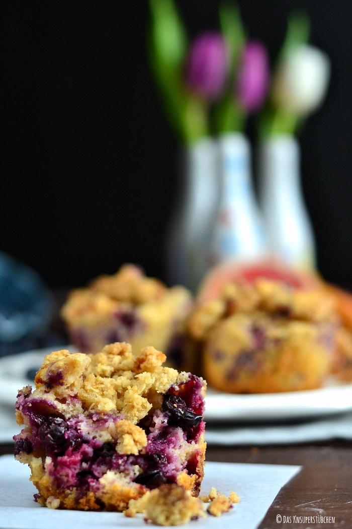 Blaubeer Grapefruit Muffins 8-1