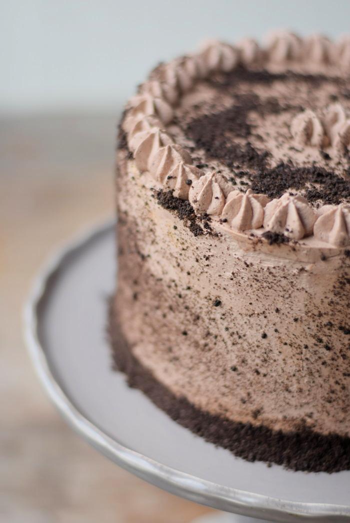 Schoko Cheesecake Torte 16