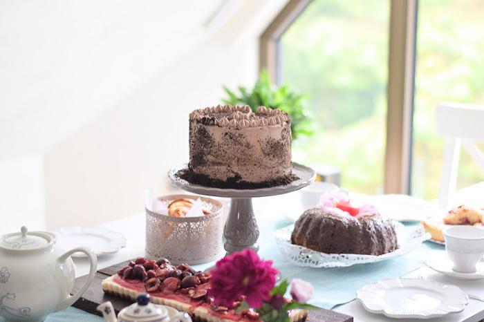 Schoko Cheesecake Torte 31