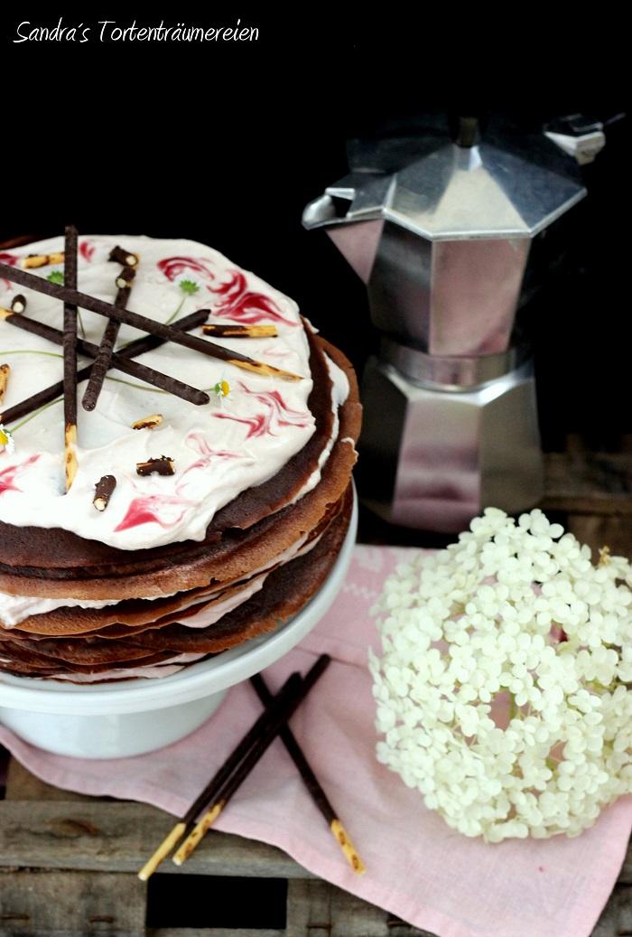 Crepe Torte 4