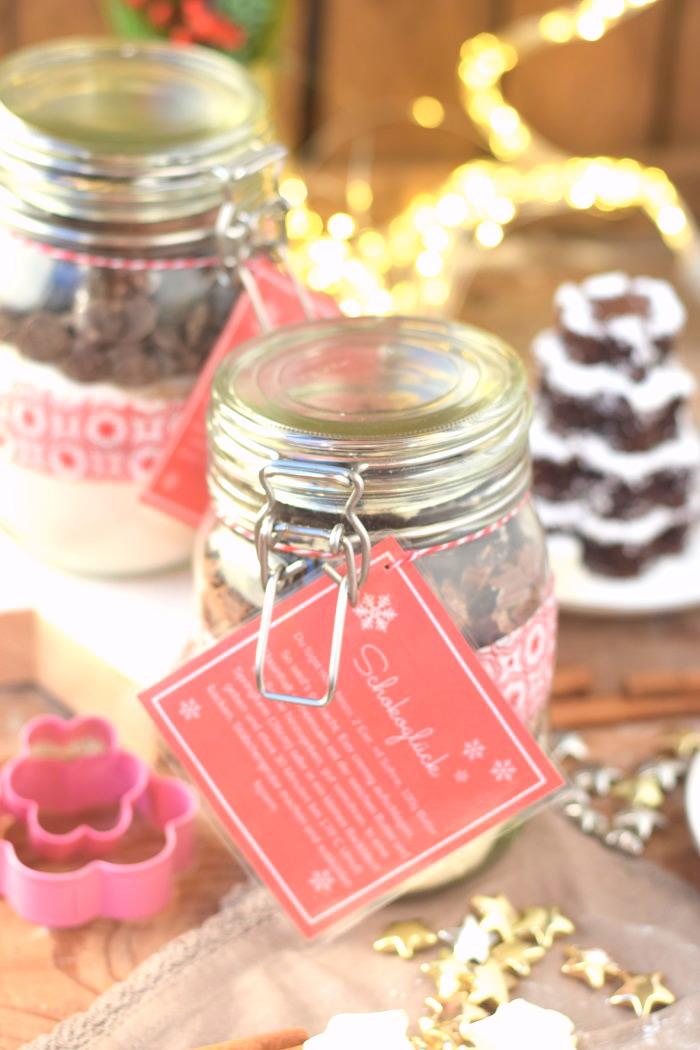 Schokokuchen mit Lieblingsschokolade und Zimt Marshmallows (15)