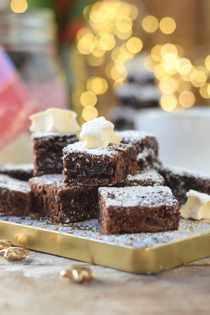 Schokokuchen mit Lieblingsschokolade und Zimt Marshmallows (19)