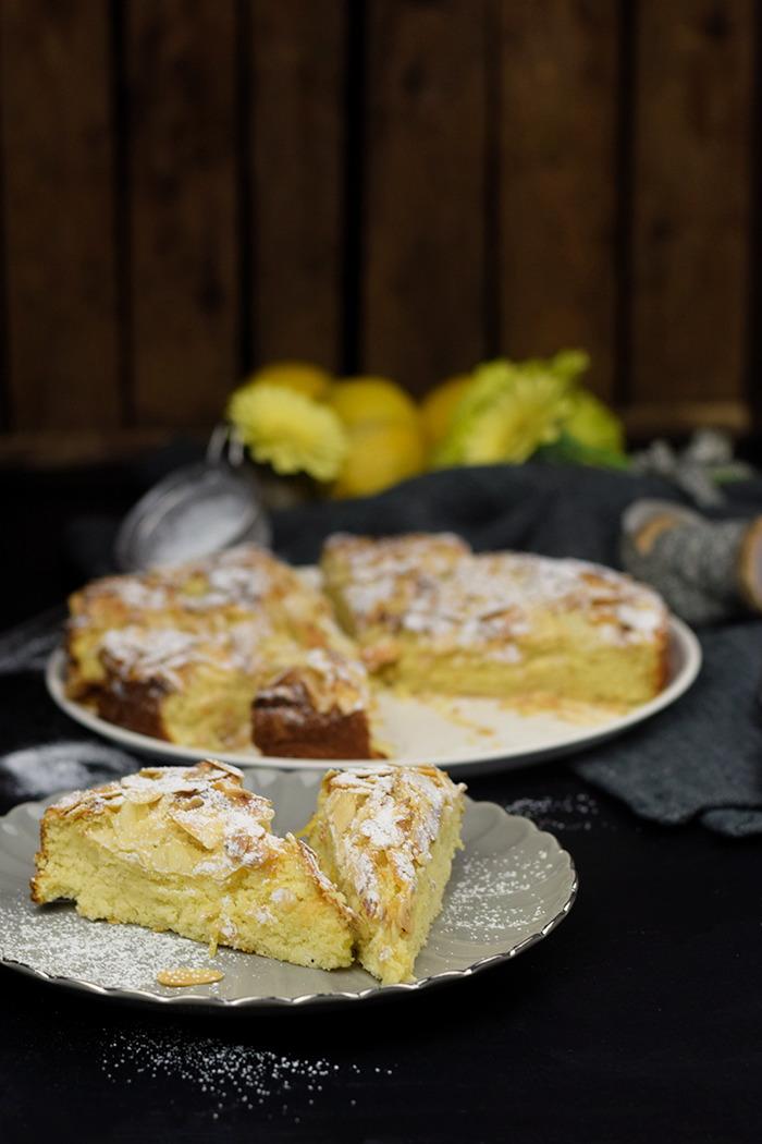 Zitronen Mandelkuchen Glutenfrei - Lemon Almond Cake Glutenfree (16)