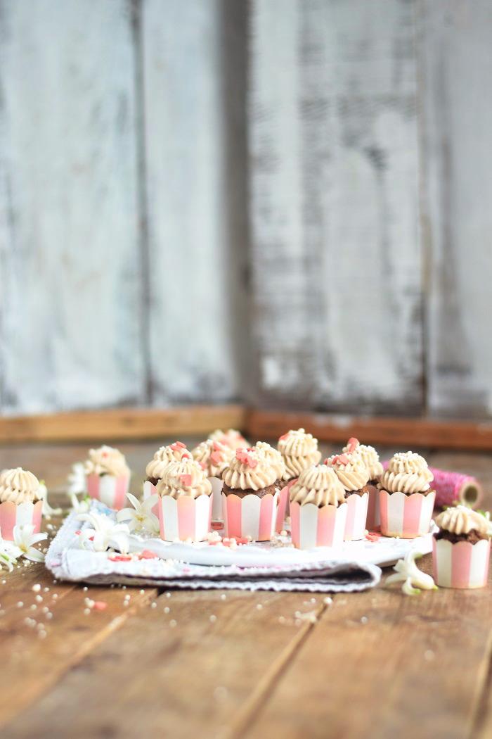 Nus Nougat Cupcakes - Nutella Cupcakes (18)