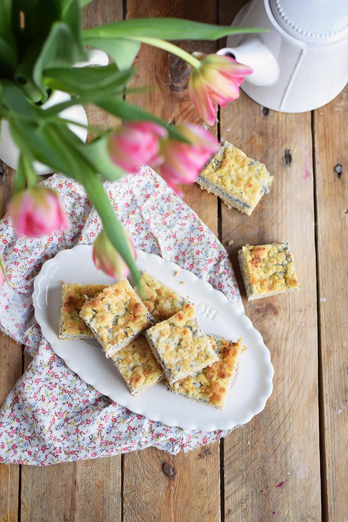 Mohn Streusel Quarkkuchen vom Blech - Poppyseed Cheesecake (8)
