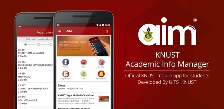 How to access your Knust student email