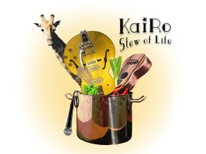 "Digital Booklet KaiRo ""Stew of Life"" Album Front"