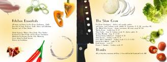"Digital Booklet KaiRo ""Stew of Life"" Album Innlay"