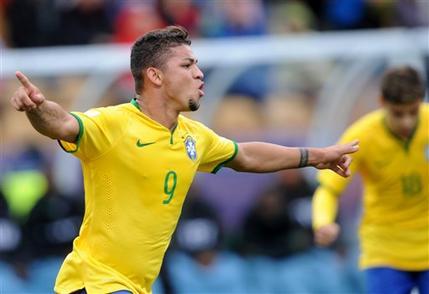 Brasil gana a Nigeria, Alemania a Fiyi en el Mundial Sub20