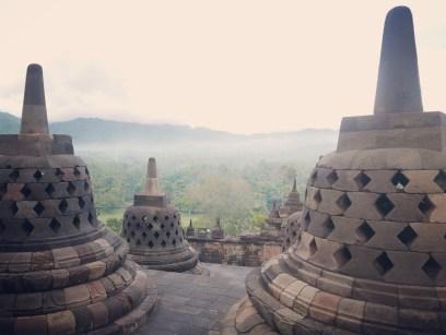 Yogyakarta Java Borobudur 14