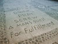 """Eat Pray Love"" is everywhere in Bali"